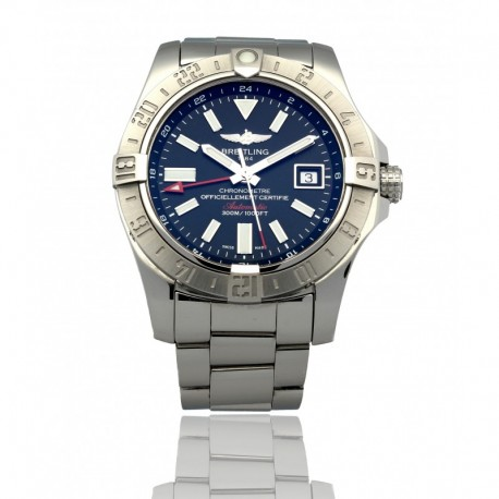 Breitling Avenger II GMT Automatic