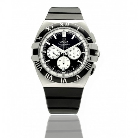Omega Constellation Double Eagle Co Axial Chronograph