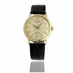 LONGINES GOLD 14 KARAT AUTOMATIC