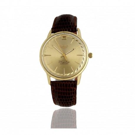 Longines Flagship Deluxe Gold 18 Karat Automatic