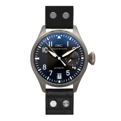 IWC Schaffhausen Big Pilot 7 Days White Gold