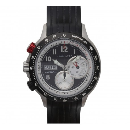 Hamilton Khaki Aviation Tachymiler Chronograph