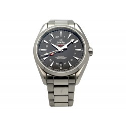 Omega Seamaster Aqua Terra GMT Co Axial Chronometer