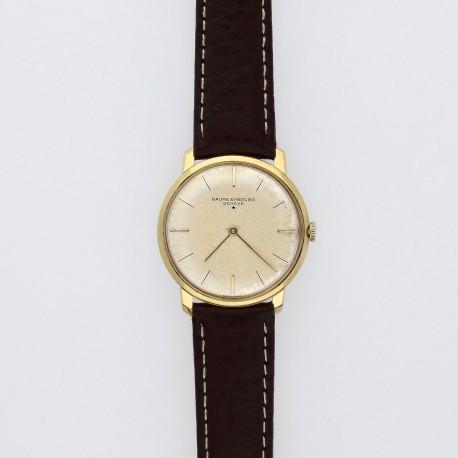 Baume & Mercier vintage gold