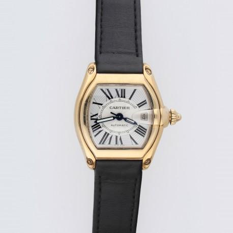 Cartier Roadster 18k gold