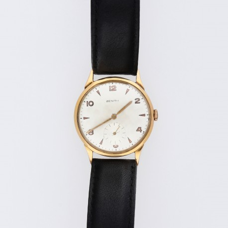 Zenith vintage gold 18k