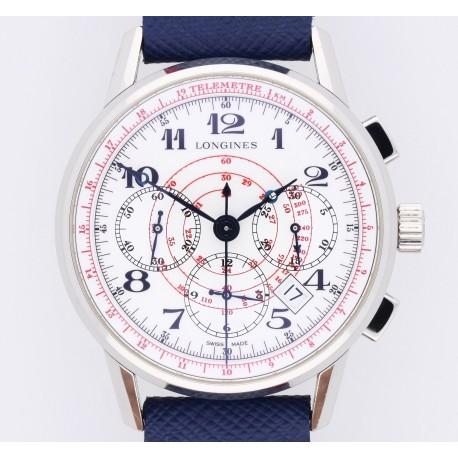 Longines Chronograph Telemeter Heritage