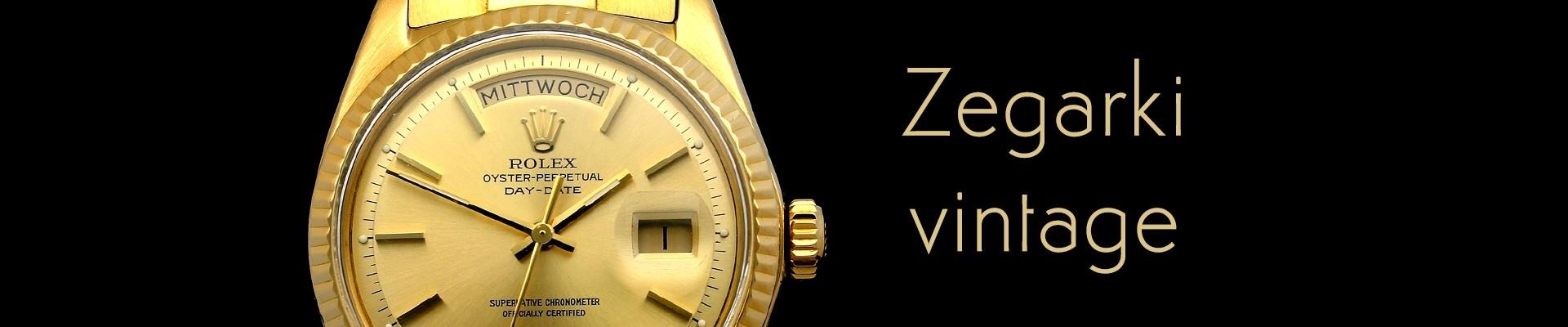 Zegarki Vintage
